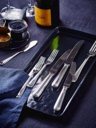 Prinses dessertcouvert 3-delig (lepel, mes, vork)